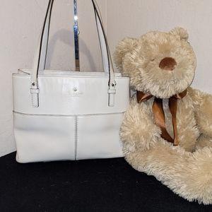Kate Spade Double Handle Tote Satchel Handbag